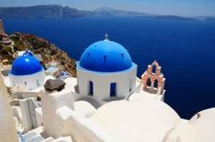 Greece is a good choice for a cheap family holiday.