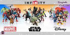 Voa pro blog pra saber as novidades do #DisneyInfinity3 , que vai ter:#StarWars e muito mais! | www.corujinhalulu.com