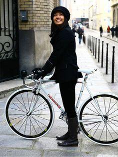 ... nice bike as well!