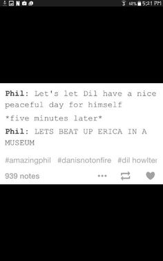 That's Phil for ya #pinoff7 #PINOFF7