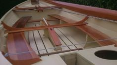 Iain Oughtred Caledonia Yawl for sale UK, Iain Oughtred boats for sale, Iain…