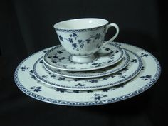 Hey, I found this really awesome Etsy listing at https://www.etsy.com/listing/234310011/royal-doulton-yorktown-vintage-china