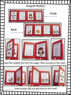 """Back to school FREEBIE! This would make a great """"first day of school"""" activity!"""