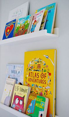 Kids Room - Display Shelves