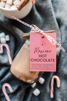 Low Carb Recipes To The Prism Weight Reduction Program Mexican Hot Chocolate Mix - Parsnips And Pastries Mexican Hot Chocolate, Hot Chocolate Mix, Chocolate Cookies, Cocoa Recipes, Coffee Recipes, Chocolate Recipes, Sweets Recipes, Best Non Alcoholic Drinks, Drinks Alcohol Recipes