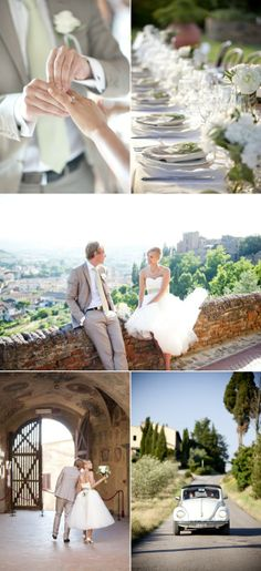 Villa La Poggiolaia Wedding by Lisa Poggi Photography | The Wedding Story