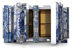 Lujo y diseño en exceso imponen la moda en los muebles