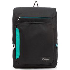 Day Pack Backpack College Bags for Men Laptop School Bag GENOVA 2461