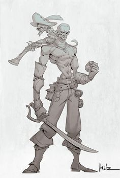 Guy Drawing, Figure Drawing, Character Poses, Character Art, Cartoon Body, Dnd Characters, Character Design Inspiration, Character Illustration, Art Sketches