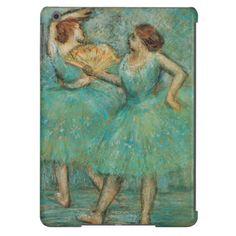 Two Dancers by Edgar Degas iPad Air Covers