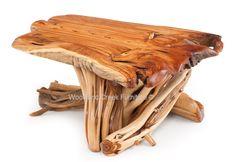 Log Coffee Table, Unique Log Coffee, Rustic Cabin Furniture