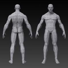 第七期实体班人体课程_pugui2001_新浪博客 3d Model Character, Character Poses, Character Sketches, Character Modeling, Game Character, Character Design, Man Anatomy, Anatomy Models, Figure Drawing Reference