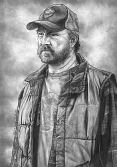 Bobby Singer | Supernatural fan art