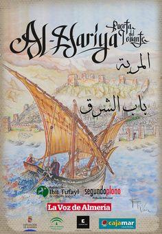 Documental Al-Mariya, Puerta del Levante, portada
