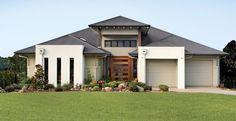 Zincalume roofing best for new roof...love the door too!