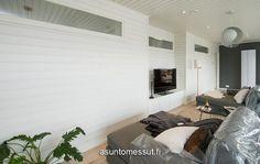 38 Villa Muurame - Oleskeluaula   Asuntomessut