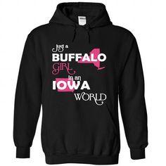 Buffalo Iowa NEW YORK T Shirts, Hoodies, Sweatshirts. GET ONE ==> https://www.sunfrog.com//Buffalo-Iowa-NEW-YORK-1877-Black-Hoodie.html?41382