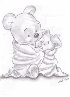 Easy Pencil Drawings, Kresba Tužkou, Realistické Kresby, Kresby Tužkou, Kresby Disney, Nápady Na Kreslení, Pěkné Kresby