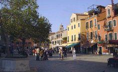 Campo Santa Margherita in Venice