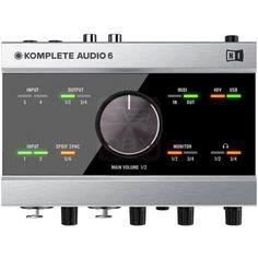 Native Instruments Komplete Audio 6 USB audio interface