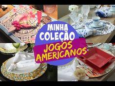 MEUS JOGOS AMERICANOS - MINHA COLEÇÃO