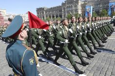 Russian Military Victory Day Parade 2016