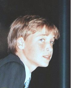 1995 William attends the VJ Day 50th anniversary celebrations in London