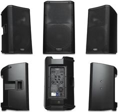 The 1000 watt QSC Powered PA Speaker has one of the highest Gearank scores in its class! Pa Speakers, Music Rooms, Dj Equipment, Scores, Theater, Audio, Letters, Live, Tecnologia