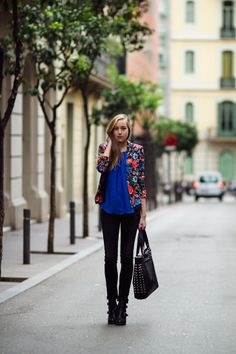 A Cup Of Style: Barcelona with Mango & Seat - Day 2