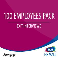 Niojak HR Mall | Exit Interviews for 51 to 100 Employees by AceNgage