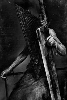 Pyramid Head is my all time favorite character!