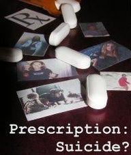 The documentary Prescription: Suicide? takes an intimate look at the personal impact of anti-depressant drugs on children and teenagers. .