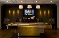 16 Bold Billiards Rooms You Won't Want to Leave