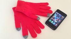 Make Touch Screen Gloves – Instructions For How To Sew Your Own