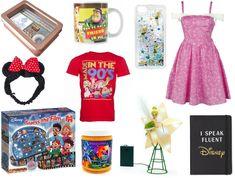 Toy Story Mug   Aurora Cosplay Dress   Fluent Disney Notebook   Tink Tree Topper   9 0s Toy Story Tee   Minnie Towel Headband   ...