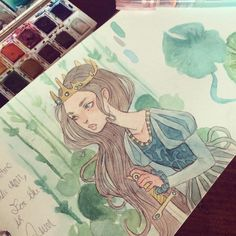 """12.5k Likes, 62 Comments - Ashleigh Izienicki (@missupacey) on Instagram: """"Really needed a break to doodle and not work on projects."""""""