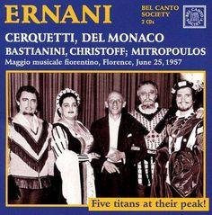Cerquetti/Delmonaco - Verdi: Ernani