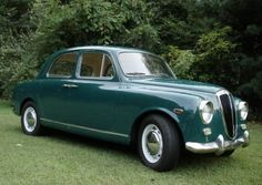 1957 Lancia Appia - with awesome opera doors.