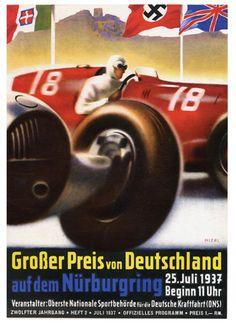 Großer Preis von Deutschland am 25. Juli 1937