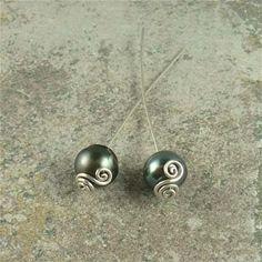 Nuovi orecchini, tutorial, chiodini... | Handmade by Beads and Tricks