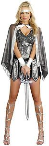 NEW Dazzling Hot Knight..!! NEW Sizzling Hot Knight Adult Costume For Halloween