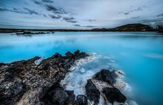 mother earth , Blue Lagoon, Iceland !!!