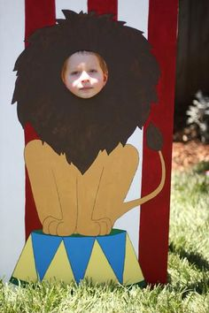 Hostess with the Mostess® - Owen's Vintage Circus 1st Birthday Party …