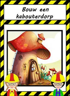 De bouwhoek: Bouwchallenge Kindergarten, Family Guy, Math, School, Character, Stage, Math Resources, Early Math, Kindergartens