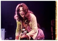 Rory Gallagher, an angel in human form...❤