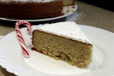 Greek Cake, Christmas Time, Xmas, Sweet And Salty, Vanilla Cake, Christmas Cookies, Cheesecake, Sweets, Desserts