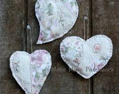 patchwork vintage heart - Google keresés