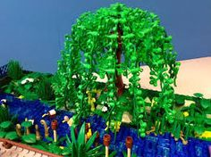 Kuvahaun tulos haulle tom sawyer lego diorama