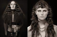 Bohemian dreads