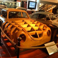 Original Porsche 356 Body Mold